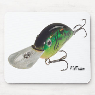 Artificial Bait, Tackle, Fishing Gear Mouse Pad