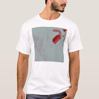 artificial heart transplant green T-Shirt