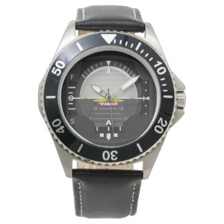 artificial horizon watch