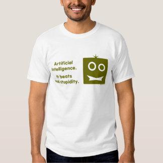 Artificial Intelligence 01 Tee Shirt