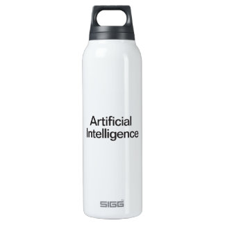 Artificial Intelligence 0.5L Insulated SIGG Thermos Water Bottle
