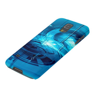 Artificial Intelligence Abstract Galaxy S5 Cover