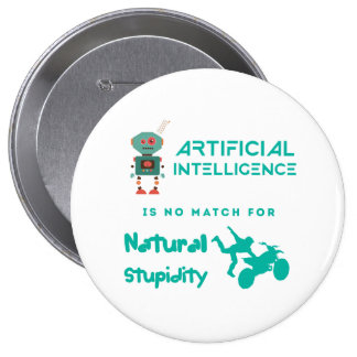 Artificial Intelligence Buttons