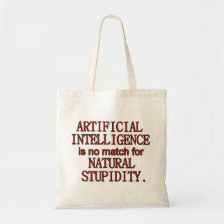 Artificial intelligence bags