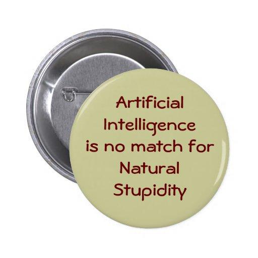 """Artificial Intelligence"" Button"
