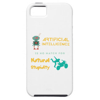 Artificial Intelligence iPhone 5 Case