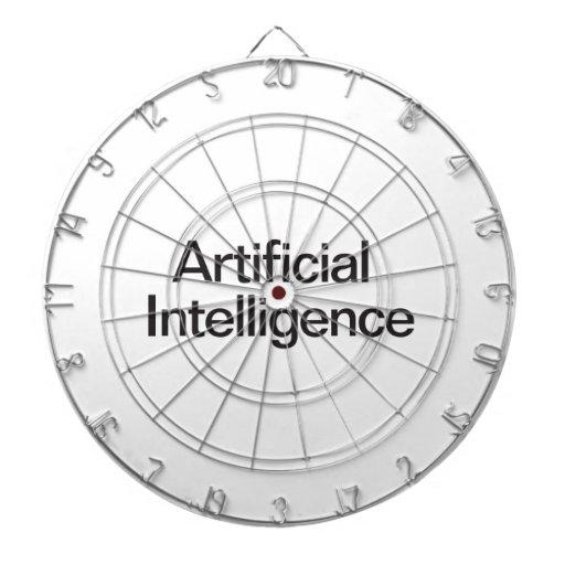 Artificial Intelligence Dartboards