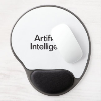 Artificial Intelligence Gel Mouse Pads