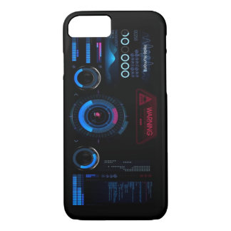 Artificial Intelligence Interface System iPhone 7 Case