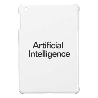Artificial Intelligence iPad Mini Cases