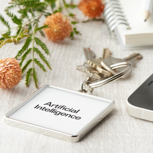 Artificial Intelligence Keychains