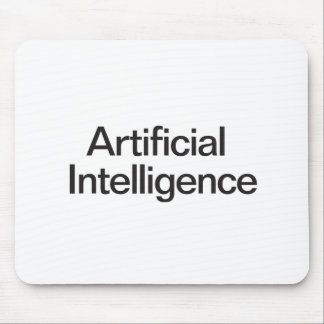 Artificial Intelligence Mouse Pads