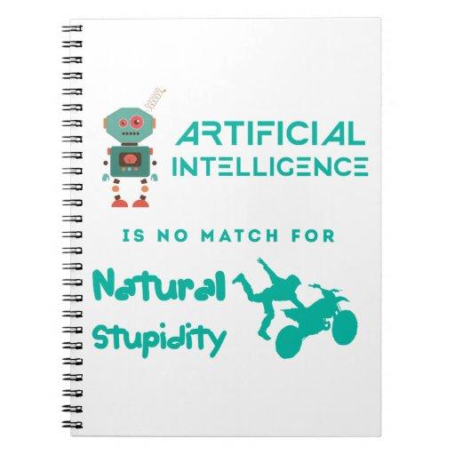 Artificial Intelligence Spiral Notebooks