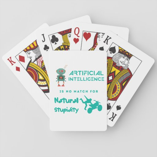 Artificial Intelligence Playing Cards