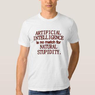 Artificial intelligence tee shirt