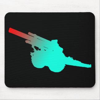 Artillery Gun Mousepad