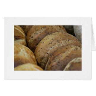Artisan Bread Note Card