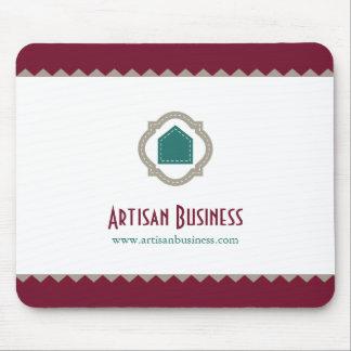 Artisan Business Mouse Pad