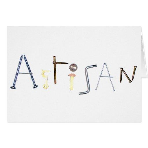 Artisan Greeting Card