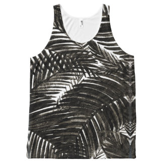 "Artisan_Wear - Unisex Tank in ""Palm"""