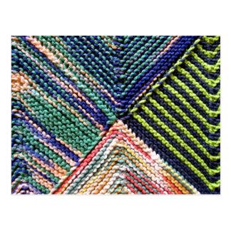 Artisanware Knit Postcards