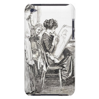Artist and Model 1912 Barely There iPod Cover