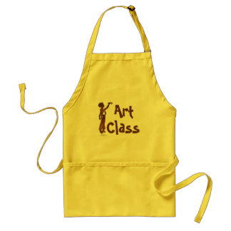 Artist Art Class Apron Cover-up