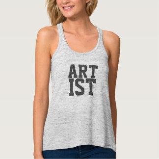 ARTIST ART-IST SINGLET
