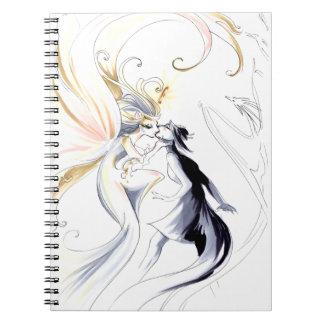 Artist as Goddess Notebook