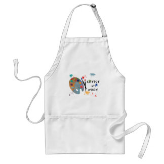 Artist At Work Smock Standard Apron