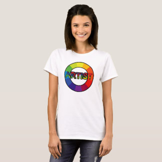ARTIST COLOR WHEEL T-Shirt