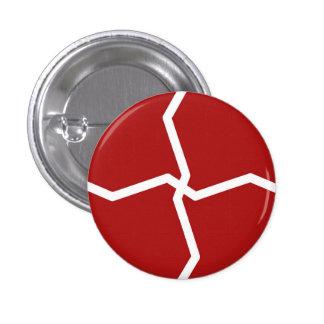 Artist created COLOR tone Decorative  graphic 3 Cm Round Badge