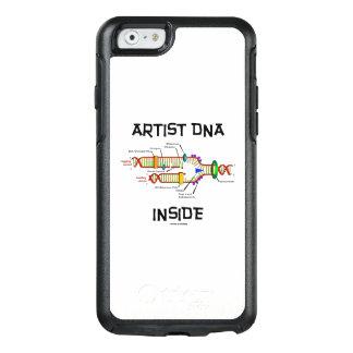 Artist DNA Inside Genes Genetics DNA Replication OtterBox iPhone 6/6s Case