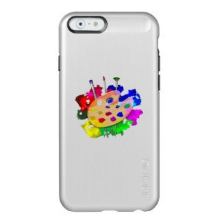 Artist Palette And Brushes Incipio Feather® Shine iPhone 6 Case