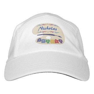 Artist Palette Hat