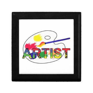 Artist Pallet Gift Box