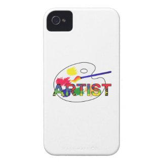 Artist Pallet iPhone 4 Cases
