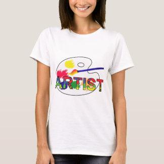 Artist Pallet T-Shirt
