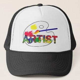 Artist Pallet Trucker Hat