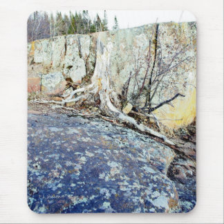 Artist Point Grand Marais MN Mouse Pad