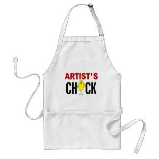 Artist's Chick Standard Apron