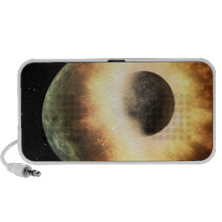 Artist s concept of a celestial body portable speakers