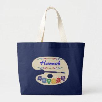Artist s Palette Tote Bags