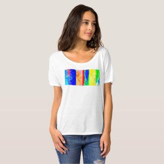 Artist T-shirt Painters tee colourful summer t
