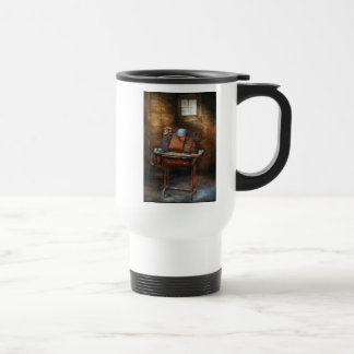Artist - The etching table Coffee Mugs