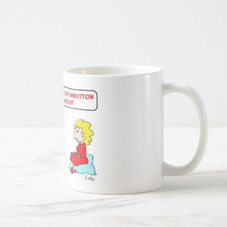 artist unbutton top button mugs