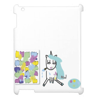Artist unicorn - iPad covering Case For The iPad 2 3 4