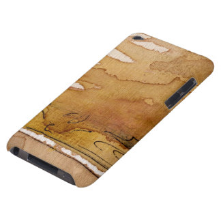 Artistic background watercolor iPod touch cover