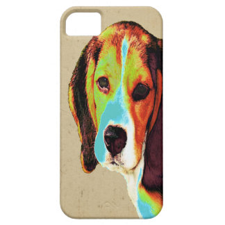 Artistic Beagle iPhone 5 Cover