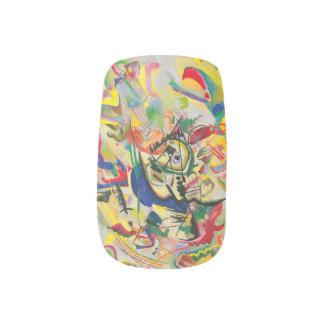 Artistic Beautiful Nail Set Minx Nail Art